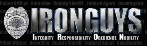 Ironguys Law Enforcement Ministries